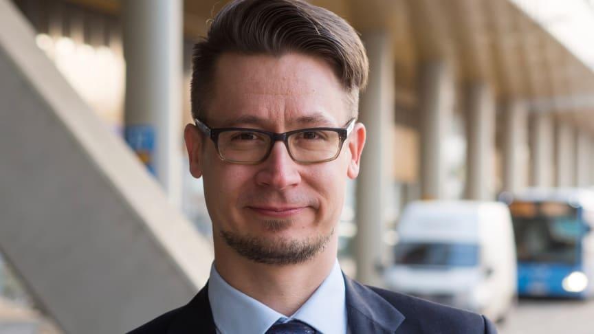 Simo Salmensuu, CEO of Miradore