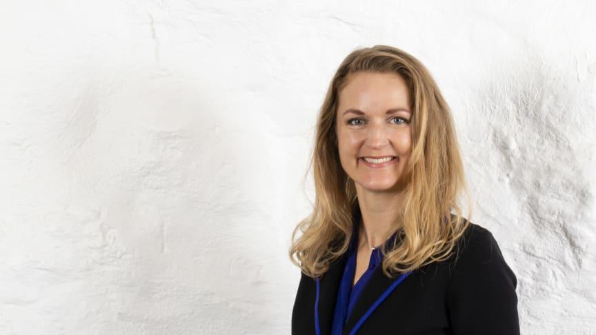 Sara Sandström Nilsson. Foto: Ö.Furberg