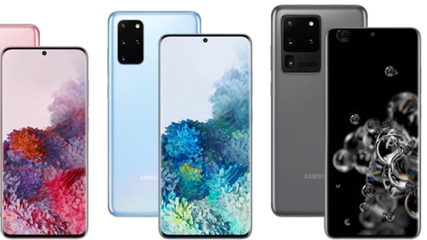 Samsung præsenterer Galaxy S20 – Revolutionerende kamerateknik, høj ydeevne og fremtidssikret til 5G