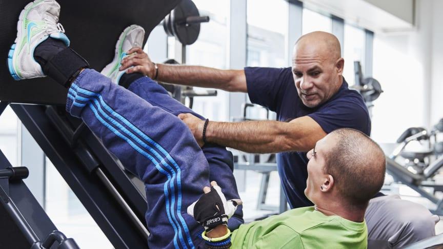 Ringstedhave Rehabiliteringscenter vil blandt andet tilbyde borgere med senhjerneskade de nyeste genoptræningsteknikker.