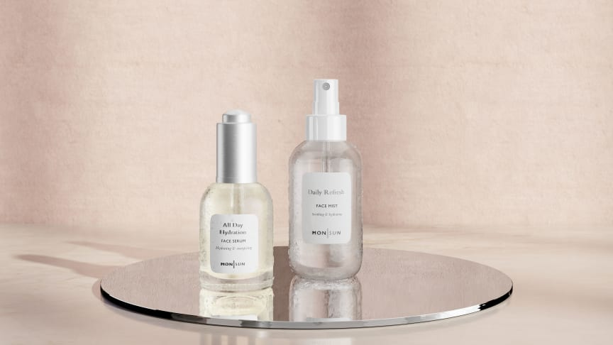 MON|SUN utökar sin lyxiga ansiktsvård med två nya produkter