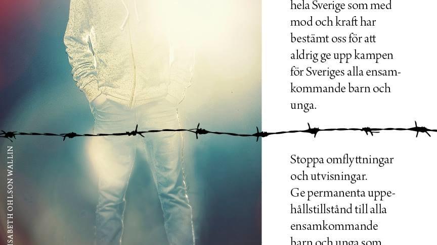 Foto: Elisabeth Ohlson Wallin. Grafisk form: Kirsti Haugsand Wennerholm