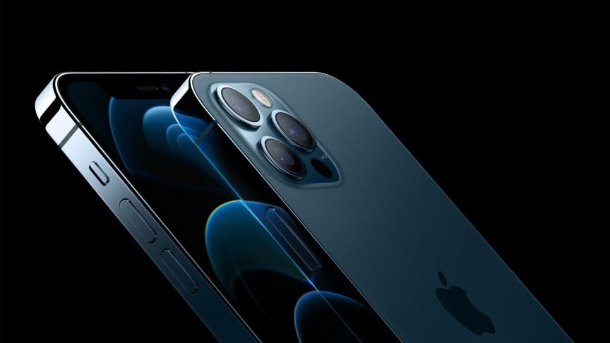 iPhone 12 Pro var den mest solgte mobil hos teleselskabet 3 i februar