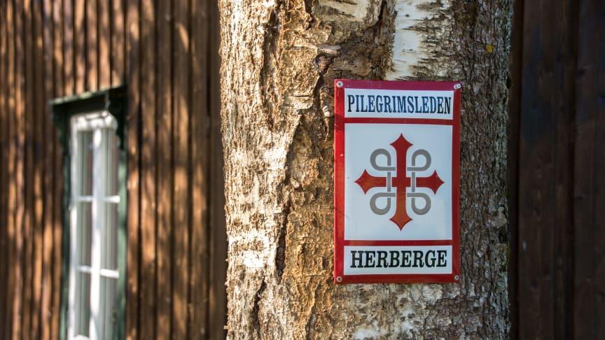 Fler pilgrimsboenden för vandrare längs S:t Olavsleden