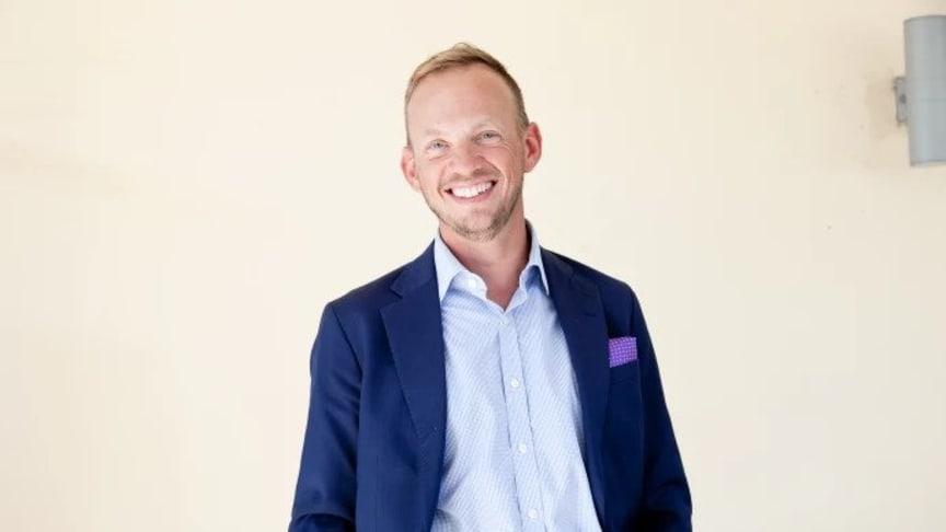 Johan Kallblad, CEO of Exsitec