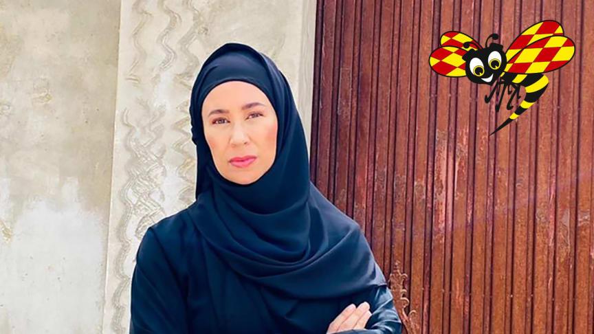 Magda Gad gör podd från krigets Afghanistan