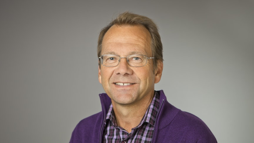 Bertil Forsberg, professor i miljömedicin med inriktning på hälsoeffekter av luftföroreningar vid Umeå universitet. Foto: Mattias Pettersson