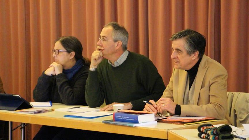 Internationale Konferenz der waldorfpädagogischen Bewegung, 15. bis 18. November 2018, am Goetheanum (16. November 2018)