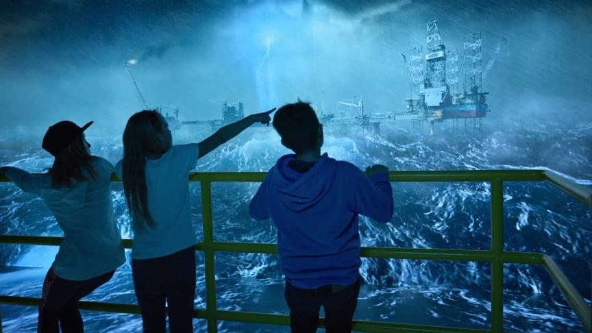 Energi fra Havet, Foto Territorium