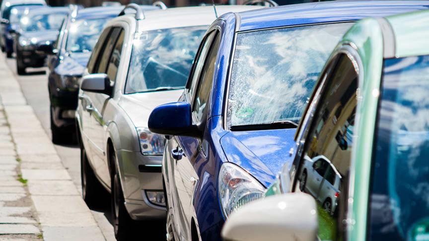 Parkering som styrmedel testas i nytt projekt