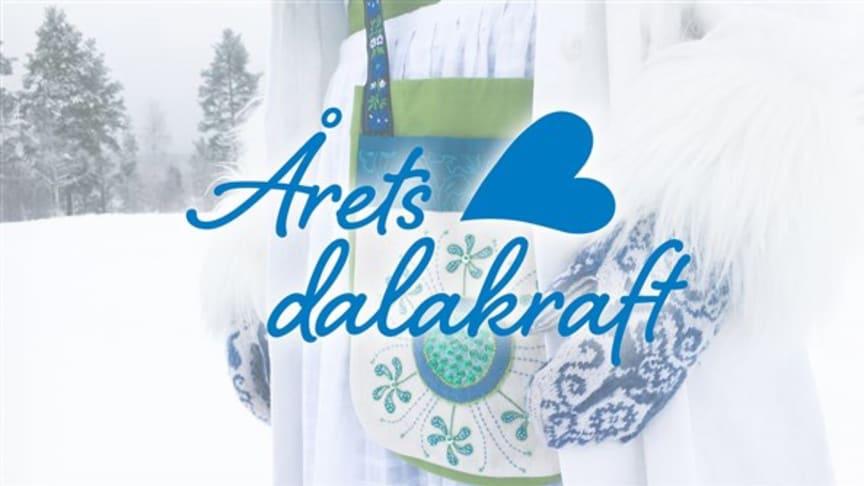 Det är äntligen dags för Dalarna att utse Årets dalakraft!
