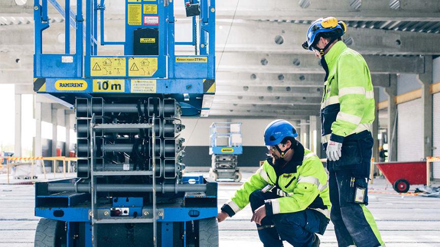Att förebyggande arbeta med stöldskyddsmärkning kan minska inbrott och stölder av maskiner, verktyg och annan utrustning på byggarbetsplatser.