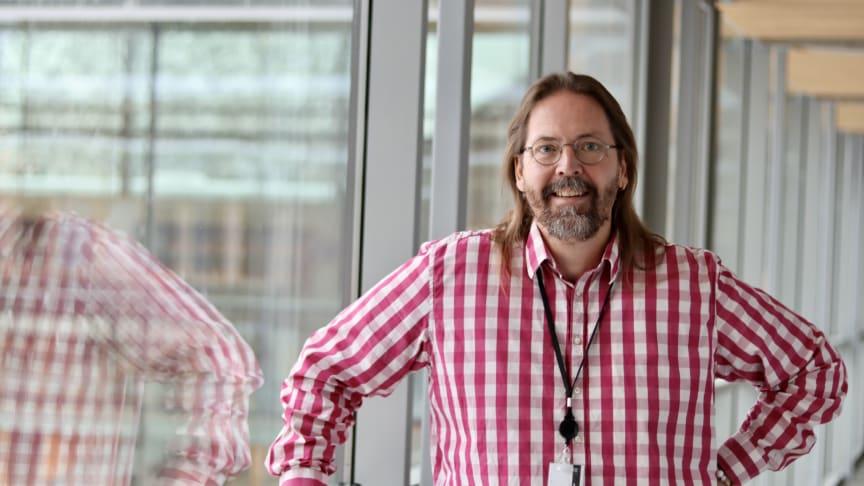 Mattias Ekhem, Informationsarkitekt, Digital utveckling DIGG