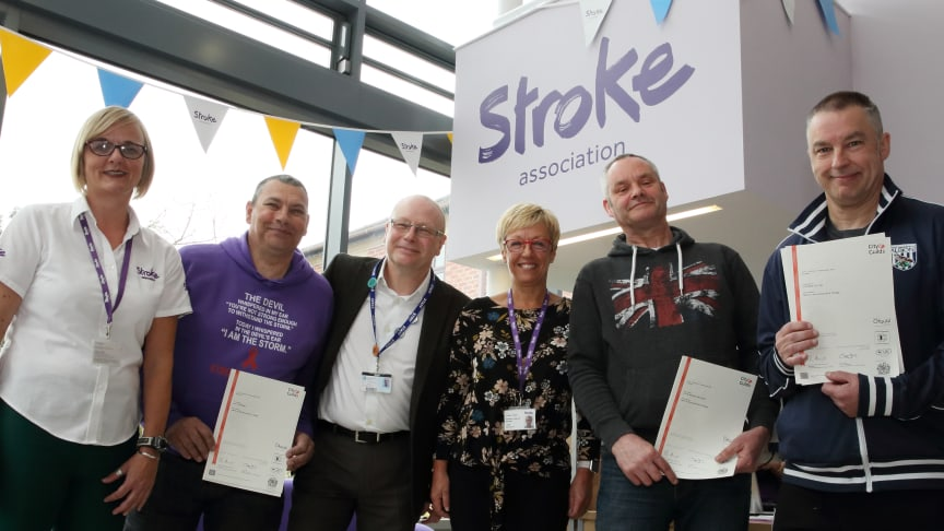 Stroke survivors return to work with help from the Life After Stroke Centre