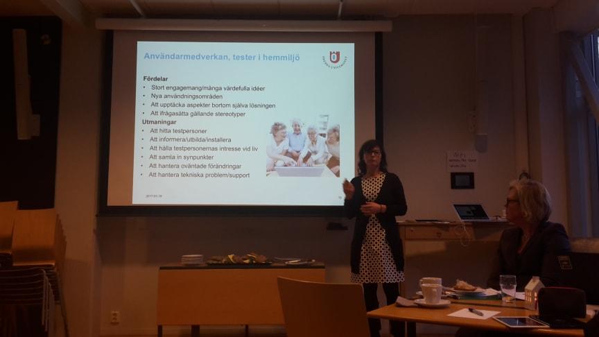 Ella Kolkowska, forskare Hndelshögskolan Örebro universitet.