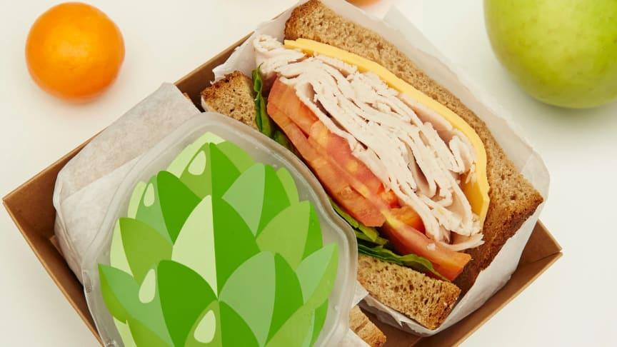 Kylklamp mini är perfekt för att hålla lunchmackan kall.