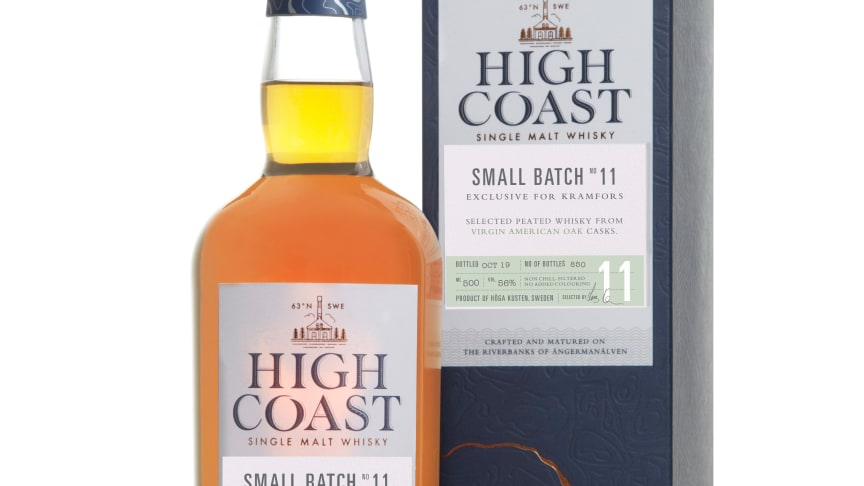 High Coast Whisky - Small Batch 11 - Exclusive for Kramfors