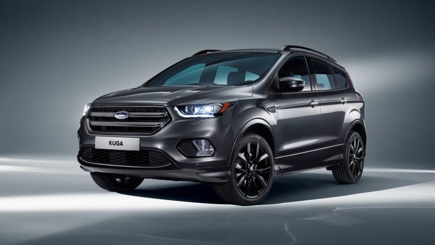 Ford visar nya Kuga på bilsalongen i Geneve