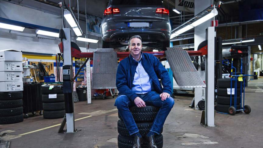 Anders Nilsson, affärsområdeschef Autoexperten
