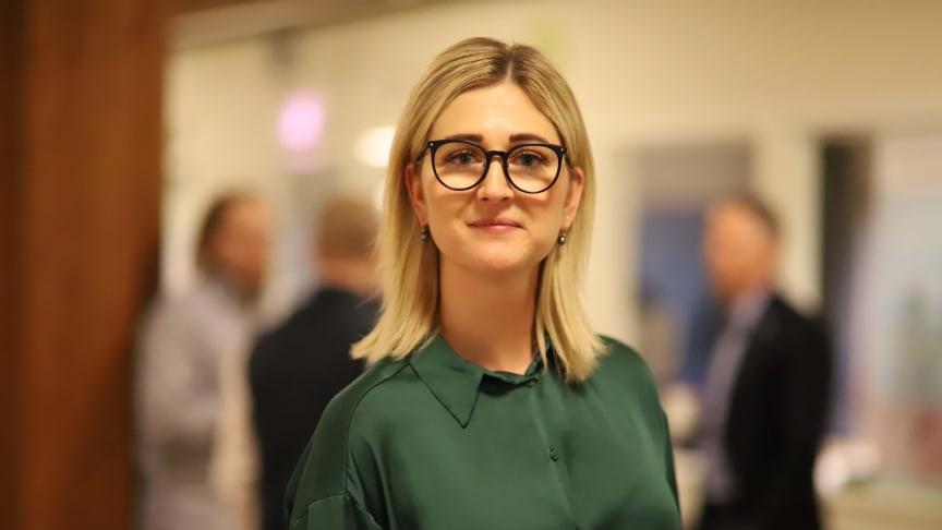 Anna Arvsell, styrelseordförande i Gimic AB