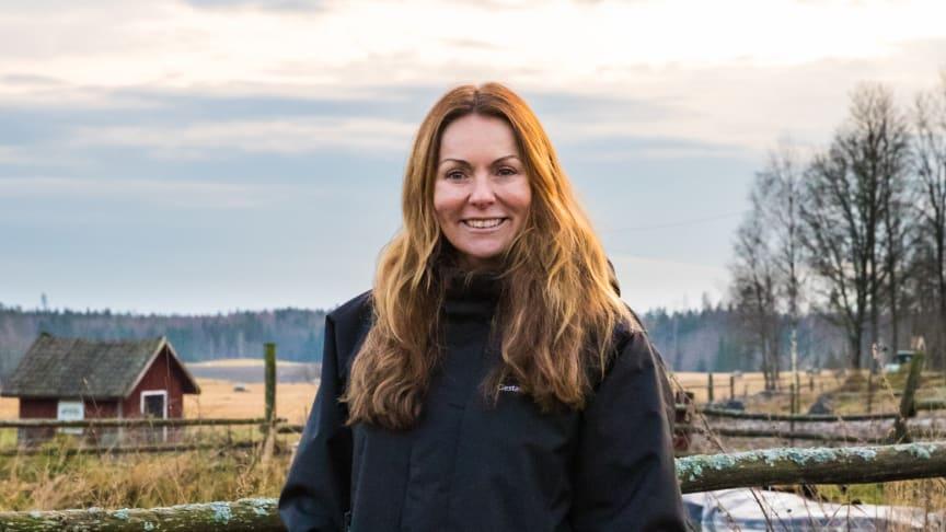 Isabel Moretti, VD Svenskt Kött