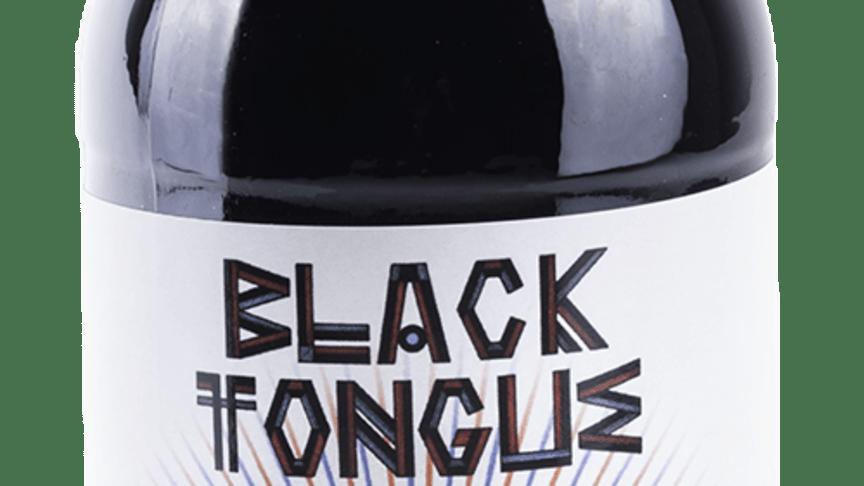 Mastodon släpper hantverksöl; Black Tongue Double Black IPA