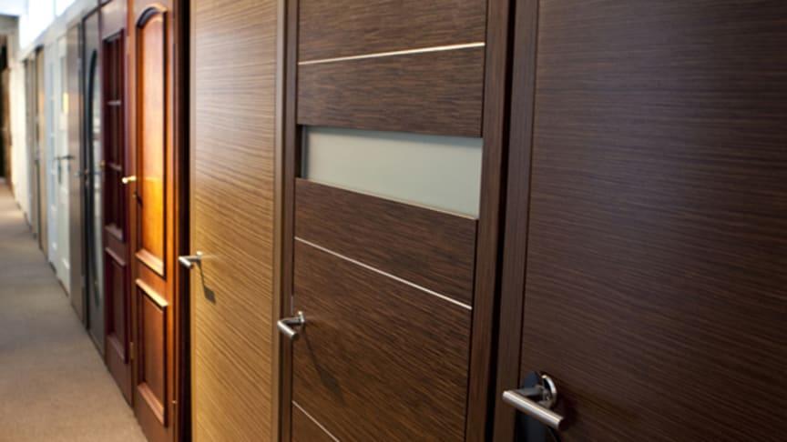 Ekstrands dörrar & fönster på Hem & Villa mässor 2012