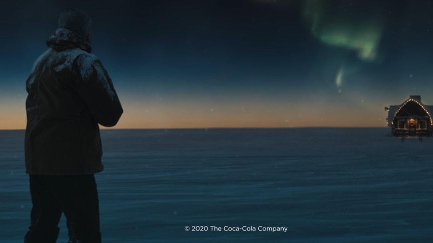 Coca-Cola firar julens magi med ny kampanj