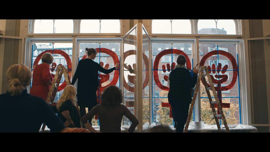 Vold - i kærlighedens navn  af instruktør Christina Rosendahl  vises på Kulturværftet 7. marts.