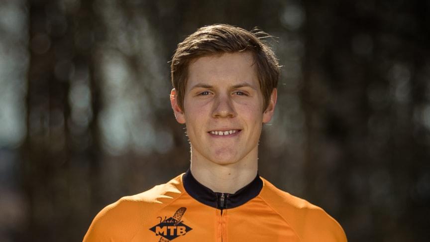 André Eriksson kör sin första säsong som U23.