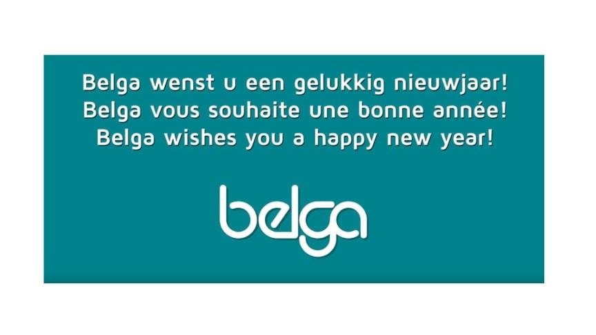 Belga vous souhaite une très bonne année 2020 !