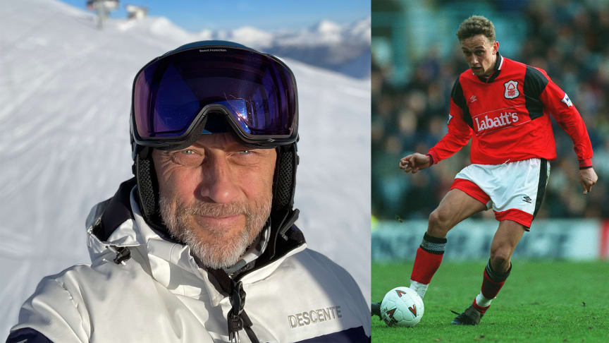 Lars Bohinen enjoys hiking and skiing during the pandemic. The former Nottingham Forest star is making the best out of a non-existent job market in football. Photo: Private and ©Richard Sellers / /Allstar/ Mary Evans/ NTBScanpix/Mary Evans