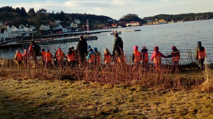 Tidlig innsats i barnehagen