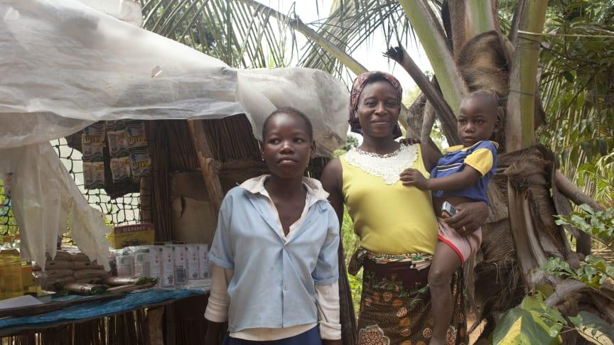 Med anledning av internationella kvinnodagen: SOS Barnbyar satsar på de allra mest utsatta mammorna