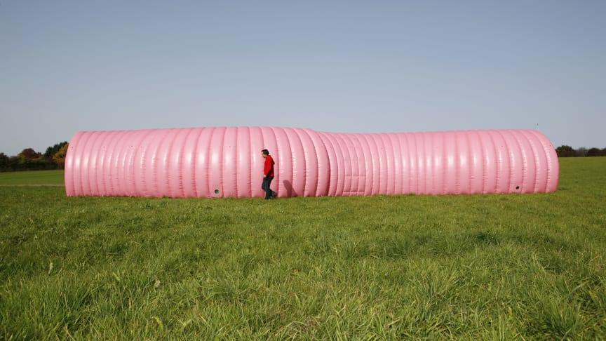 Groß, größer, das größte Darmmodell Europas: Jetzt freie Termine sichern.