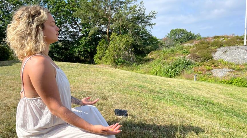 15 minuters meditation ger liknande effekter som en hel semesterdag