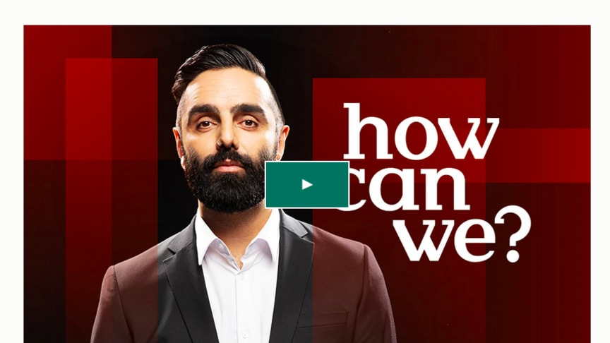 How can we? - podcast, Navid Modiri
