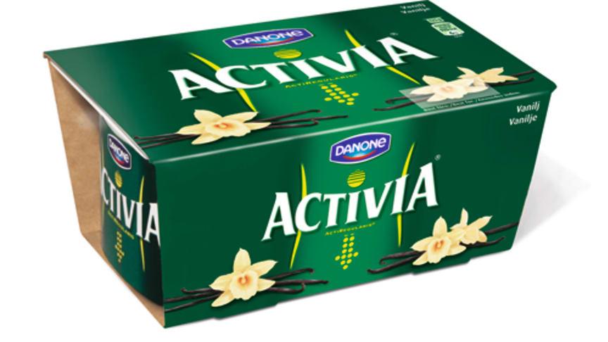 activia yoghurt innehållsförteckning