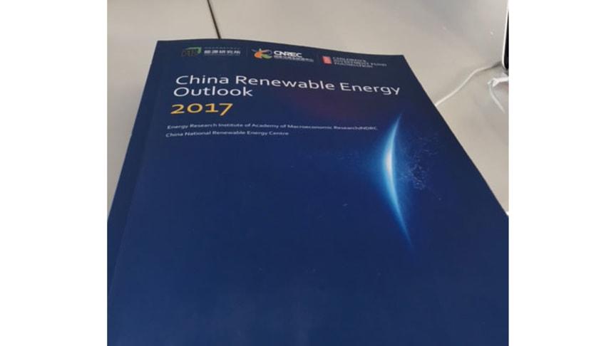 Ny analyse: Kina på vej mod et grønnere energisystem