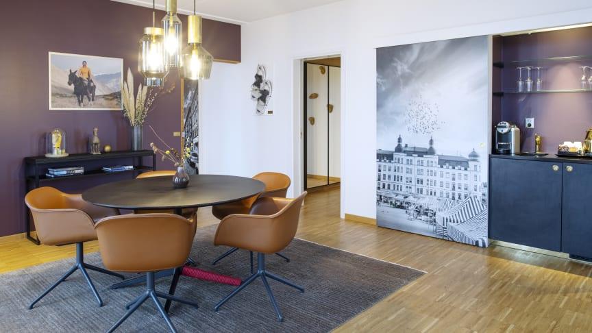 Chlumska Suite - Dining area
