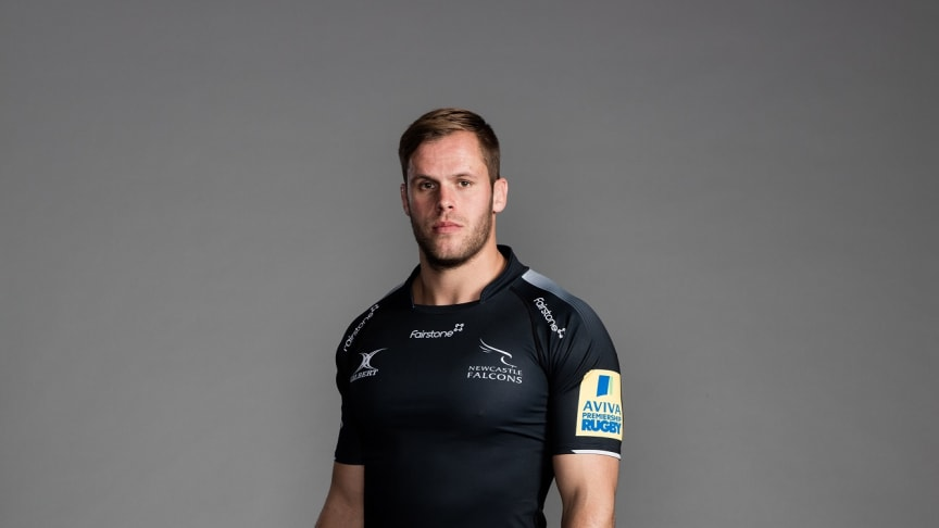 New degree of success for professional rugby player