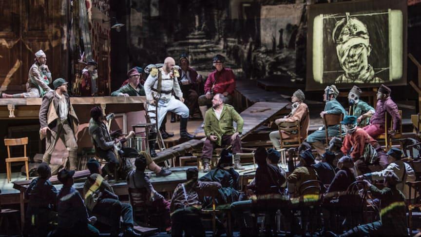 Dags för årets första Met-opera på bio i Lindesberg