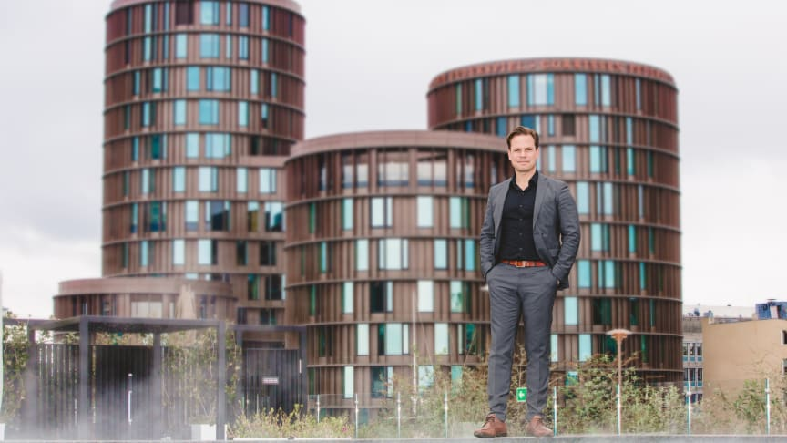 Michael Christensen, Adm. direktør, APCOA PARKING Danmark A/S