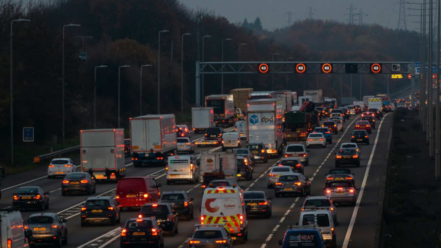 Delays increasing on major roads in England - RAC comment