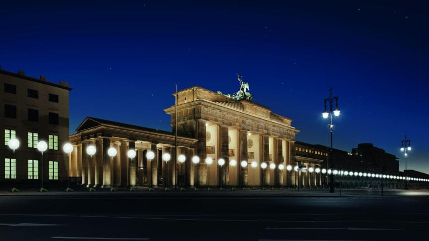 Berlin er et yndet rejsemål for danske turister.
