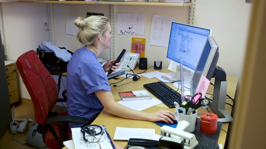 Läkare måste ha digitala verktyg som stödjer