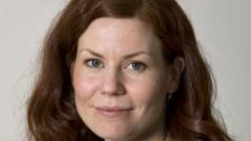 docent Emma Ahlqvist, Lunds universitet