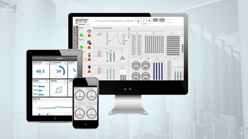 Forhåndsvisning av neste generasjons industrielle HMI: Wonderware InTouch Omni