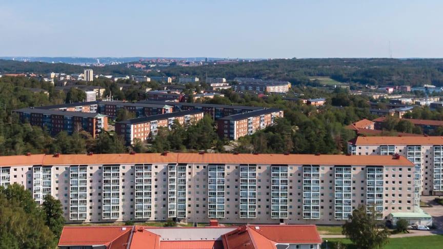 Se Balcos Balkonger hos HSB Brf Kaverös i Västra Frölunda