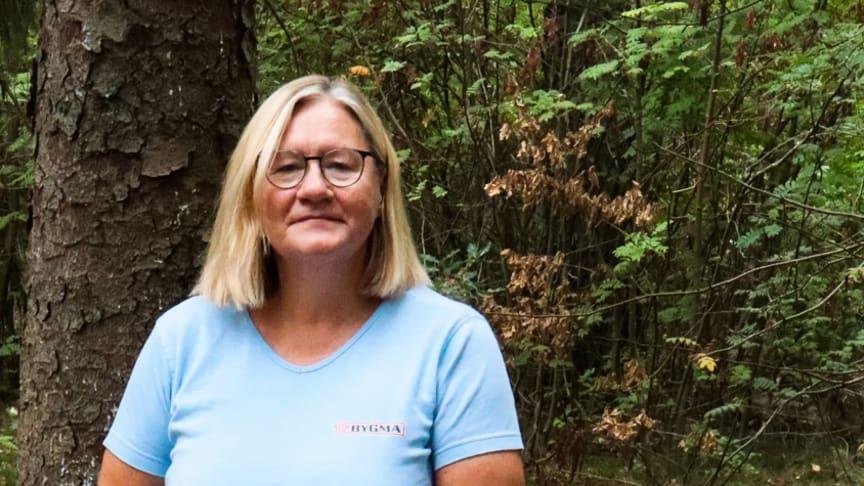 """""""Dokumentation er en vigtig del af enhver byggeproces"""" siger Ellen Back Tegen, Bæredygtighedsleder i Bygma"""